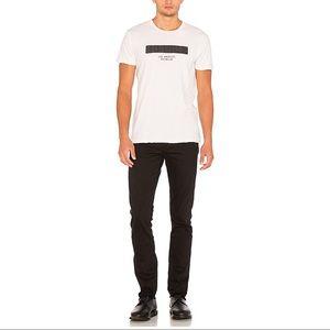 AGOLDE Super Skinny - Size 33 - Pitch Black